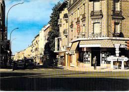 """78 - SARTROUVILLE ( Commerce Magasin Boutique ) Bon Plan Bar Tabac """" LE BLEUET """" Avenue J. Jaurès - CPSM GF - Yvelines - Autres Communes"""