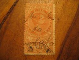 Atti Administrative Umberto I Revenue Fiscal Tax Postage Due Official ITALY Italia - 1878-00 Umberto I