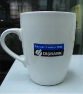 AC - DISBANK CAREER DAYS 2000 PORCELAIN MUG FROM TURKEY - Cups