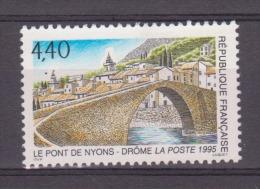 FRANCE / 1995 / Y&T N° 2956 ** - Pont De Nyons - Gomme D´origine Intacte - France