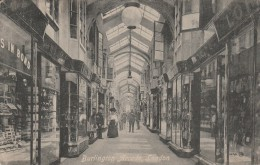 London - Burlington Arcade - Scan Recto-verso