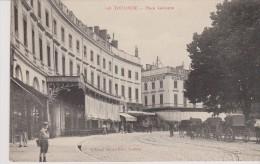 Cpa Toulouse . Vue Animée De La Place Lafayette. N°198 (Longé Béchel éditeur ) - Toulouse