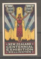 Viñeta De New Zeland 1940 - Unclassified