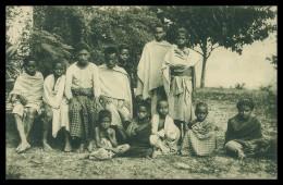 ASIA - TIMOR  - COSTUMES - Tipos E Costumes ( Ed. Da Missão )  Carte Postale - Timor Oriental