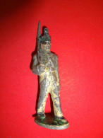 Figurine - Soldat - Militaire - Alu - Quiralu ? - Quiralu