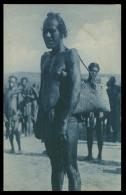 ASIA - TIMOR  - COSTUMES - Um Dagadá ( Ed. Da Missão)  Carte Postale - Timor Orientale