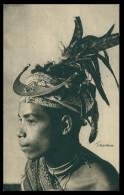 ASIA - TIMOR  - COSTUMES - Timorense  ( Ed.Neogravura Lda./Cliché Salgado)  Carte Postale - Timor Oriental