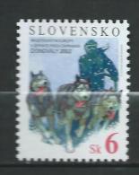 Slovakia 2002 The European Sled Dog Race Championship, Donovaly.Mi - 417.MNH - Slovaquie