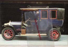 PHOTOGRAPHIE MERCEDES BENZ  20/35 - 1909  - AVEC DESCRIPTIF AU VERSO - Cars