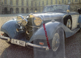 PHOTOGRAPHIE MERCEDES BENZ  SK 540 - Cars