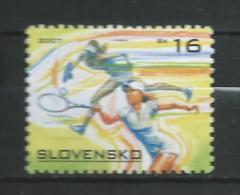 Slovakia 2007 Sports - Tennis.Mi - 552.MNH - Slowakije