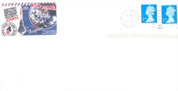 2014. Great Britain, The Letter By Prioritaire Post To Moldova - 1952-.... (Elizabeth II)