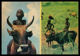 GUINÉ- BISSAU - COSTUMES - ( Ed. FOTO IRIS Nº 17)carte Postale - Guinea-Bissau