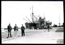 Schatt Al Arab - 3, Boot, Ship, Foto, Original Photo, Irak, Iraq, Ca. 1925-1930 - Iraq
