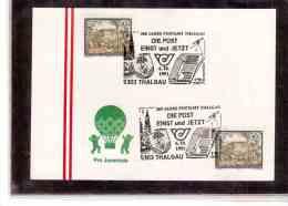 AU629     -    THALGAU  6.10.1991   /    140 JAHRE POSTAMT - Post