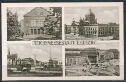 Deutschland - Reichsmessestadt   Leipzig, - Leipzig