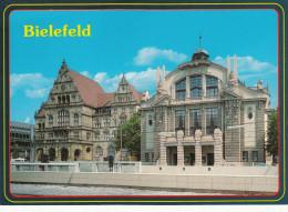 BIELEFELD  -  GERMANY  Ungelaufen  - - Deutschland