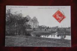 Château De La Bruyère Près MONTENDRE - Montendre