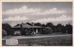 Florida Bartow Kester's Grove Citrus Stand Dexter Press