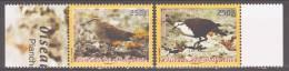French Polynesia 2006 Französisch-Polynesien Mi 970-971 Endemic Birds / Endemische Vögel **/MNH - Insekten