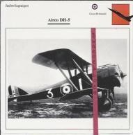 Vliegtuigen.- Airco DH 5 - Jachtvliegtuigen. -  Groot-Brittannië - Vliegtuigen