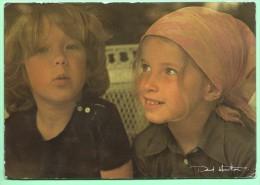 """PHOTOGRAPHE: Davd Hamilton """"  2 Enfants """" - Cocteau"""