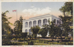 LOURENCO MARQUES, Mozambique, 1900-1910's; Consulado Ingles, The British Consul's Residence - Mozambique