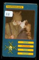 TELEFOONKAART * SFOR * GELIEFDEN (33) NEDERLAND FL 50,00 Soldiers On Mission LIMITED EDITION * TELECARTE * PHONECARD - Leger