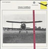 Vliegtuigen.- Gloster Goldfinch - Jachtvliegtuigen. -  Groot-Brittannië - Vliegtuigen
