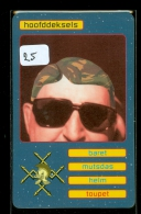 TELEFOONKAART * SFOR * HOOFDDEKSELS (25) NEDERLAND FL 50,00 Soldiers On Mission LIMITED EDITION * TELECARTE * PHONECARD - Leger