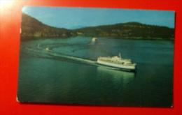 CANADA  1963 , SHIP  INTERESTING STAMP - Victoria