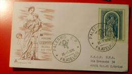 ITALIA 1975 , SERPOTTA FDC VIAGGIATA - 6. 1946-.. Republik