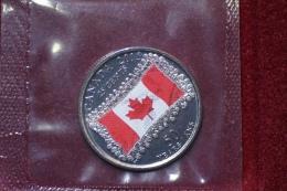 Canada 25 Cents 2015 Canada Flag  UNC - Canada