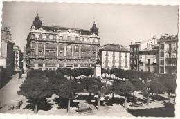 PAMPLONA  Plaza De San Francisco - Timbrée TTB - Navarra (Pamplona)