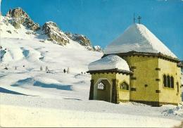 PASSO SAN PELLEGRINO  TRENTO-BELLUNO   Chiesetta Di Sant'Antonio Da Padova - Trento