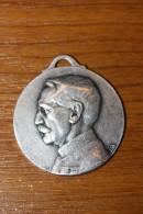 """WW1 - Très Belle Médaille Pendentif """"Général Gallieni - Jusqu'au Bout ! - Paris 1914/1916"""" - WWI - Frankreich"""