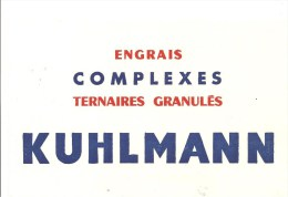 Buvard KUHLMANN Engrais Complexes Ternaires Granulés - Agriculture