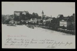 [009] Grein An Der Donau, Gel. 1899, Bez. Perg, Verlag Maxa (Wien) - Ohne Zuordnung