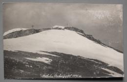 [009] Ötscher, östlicher Gipfel, 1892m, Gel. 1927, Verl. Theodor Mark - Scheibbs, Präg - Austria