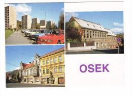 Osek Czechoslovakia  Postcard - Czech Republic