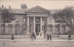 Cp , 51 , REIMS , Palais De Justice - Reims