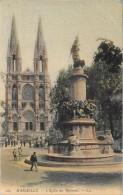 MARSEILLE - 13 -    CPA  COLORISEE - L'Eglise Des  Réformés    - ENCH1202 - - Marseille