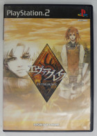 PS2 Japanese : Evergrace  SLPS 25003 - Sony PlayStation