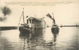 44 St Nazaire, Série De 10 Cartes à Suivre Du Lancement Du Paquebot Ile De France, éd Joubier 4083 à 4092 - Saint Nazaire