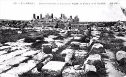 # Bougrara - Ruines Romaines De L'ancienne Gigti, Le Forum Et Le Capitole - Tunisie