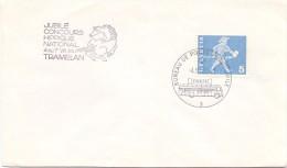 SWITZERLAND TRAMELAN CONCOURS HIPPIQUE 1966 (F160005) - Ippica