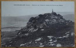 42 : Chalmazelles - Rochers De L'Olme Et Chaîne De Pierre-sur-Haute - (n°5556) - Francia