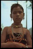 ASIA - TIMOR - Rapariga De Same  ( Ed. M. N. F.  Timor Nº 17) Carte Postale - Timor Orientale