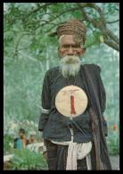 """ASIA - TIMOR - """"Catues"""" Velho De Atsabe ( Ed. M. N. F.  Timor Nº 25) Carte Postale - Timor Orientale"""