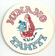 Hinano Tahiti - Sotto-boccale
